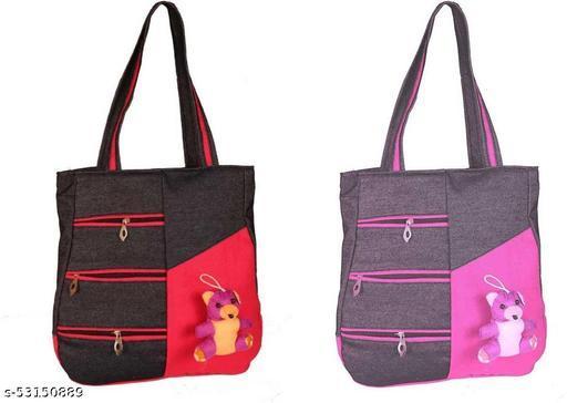 Canvas Combo Set Hand Bag
