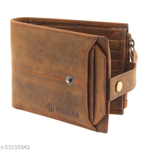 High quality Buff Brown leather Wallet, have natural special Quality, as time goes on, it will be more bright, and better touch feeling.