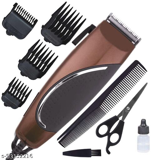 New Electric Beard Hair Trimmer Corded hair Shaver adjustable hair cutter for Men woman
