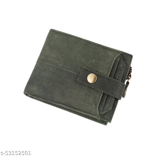 Olive Green Leather Wallet have natural special Quality, as time goes on, it will be more bright, and better touch feeling.