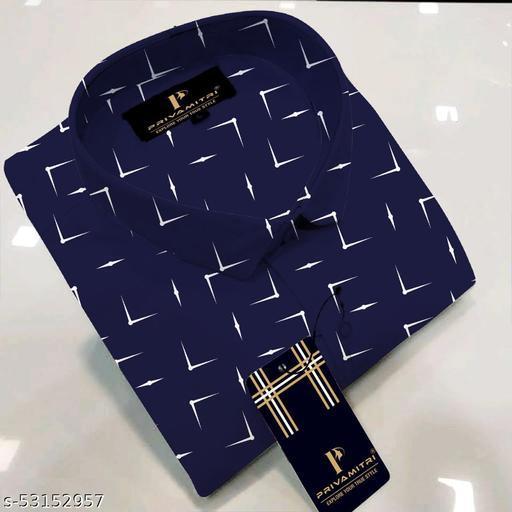 Trendy Cotton Shirts