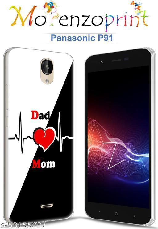Panasonic P91 Back Cover by Morenzoprint