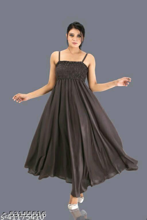 Ekta Enterprise Fancy Bollywood MordenWomen Gown