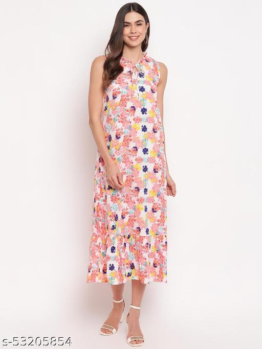 Mayra women's Maxi Dress