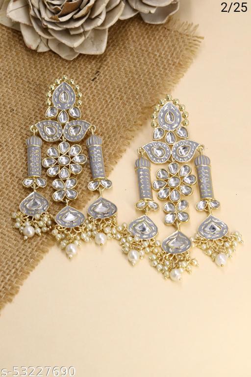 Modern Earrings & Studs