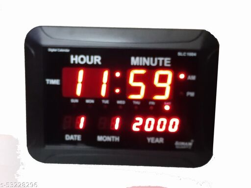 SONAM DIGITAL CLOCK
