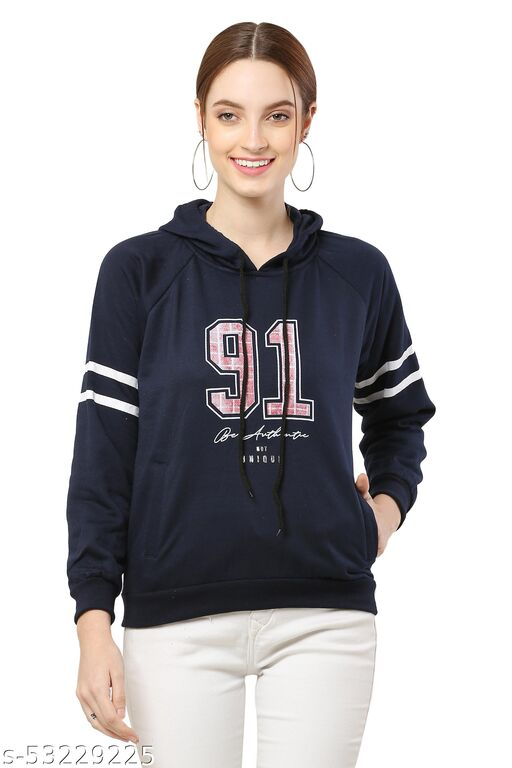 Classic Feminine Women Sweatshirts