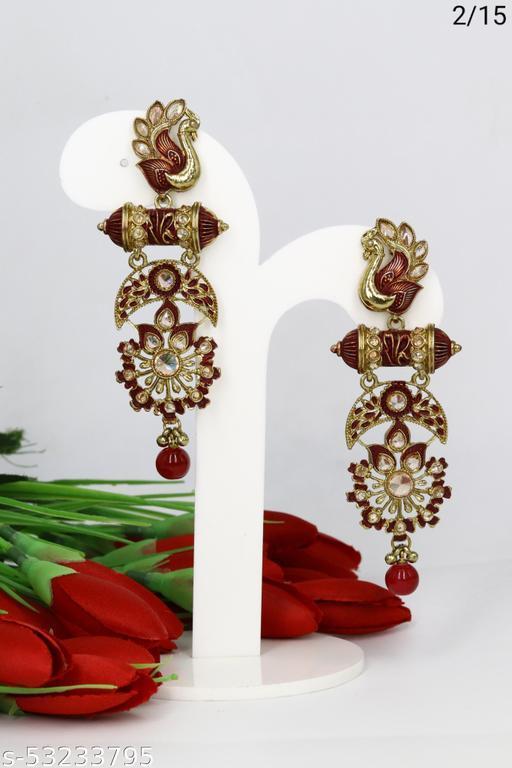 Unique Earrings & Studs