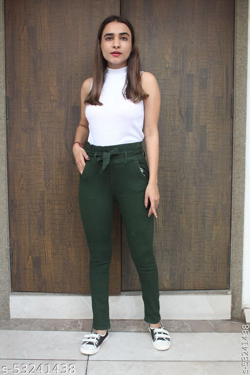 Classic Denim Silky Jeans