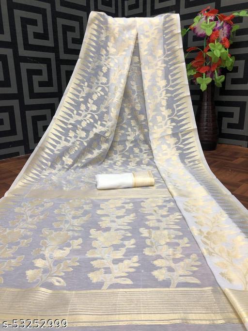 Beautiful Jamdani Cotton Women's Sarees