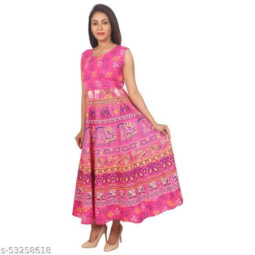 MANZIL SHOPPING |Women's Fit And Flare Midi Kurtis| Size- free size upto xxl |