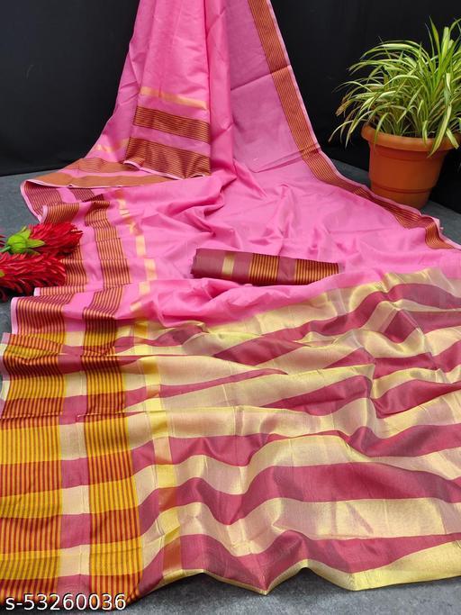 Soft Linen Cotton Silk