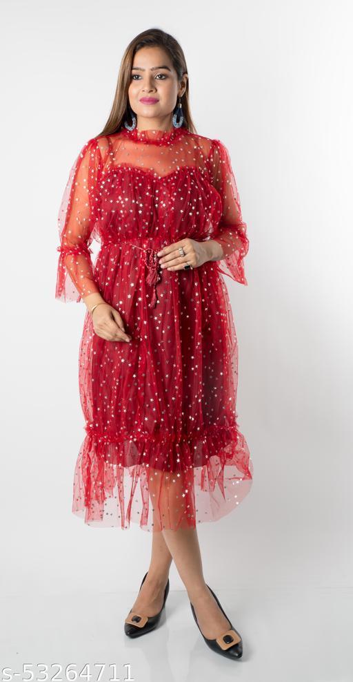 star net dress