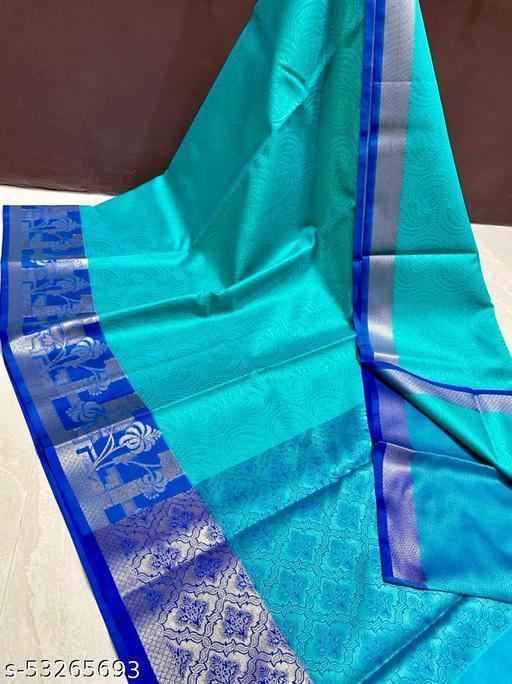 Kanchipuram Silk Sarees With Blouse