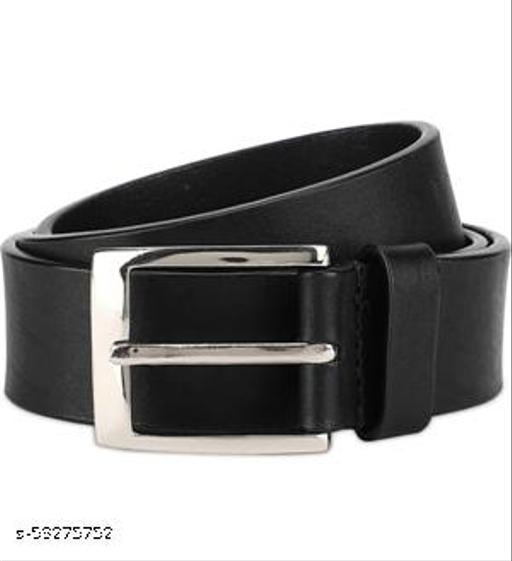 Stylish Faux Leather Belts For Men/Boys