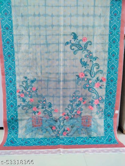 Digital Print Cotton Silk Dupattas