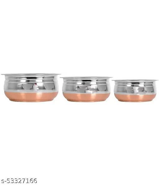 Classy Sauce Pots & Handis