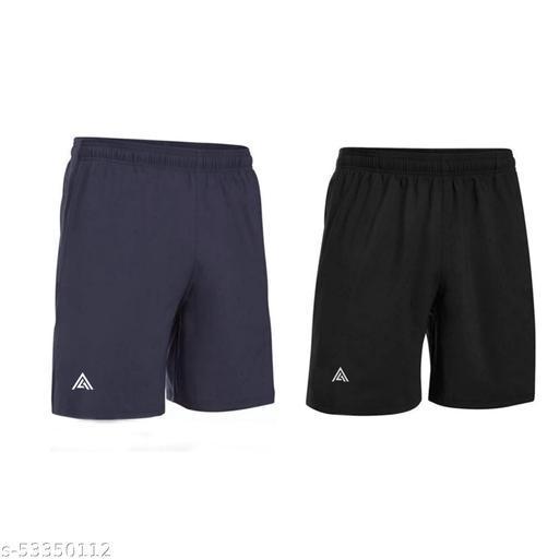 Active Mens Shorts Combo