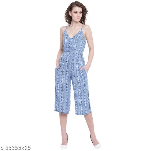 Mayra Women`s Party Wear Jumpsuit