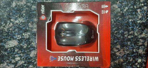 Enter wireless mouse