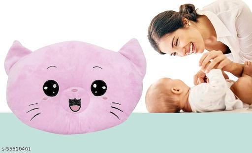 Stepbench Animal Print Pink Baby Pillow