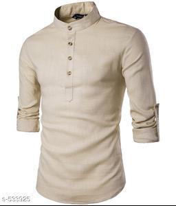 Classy Satin Cotton Men's Kurta