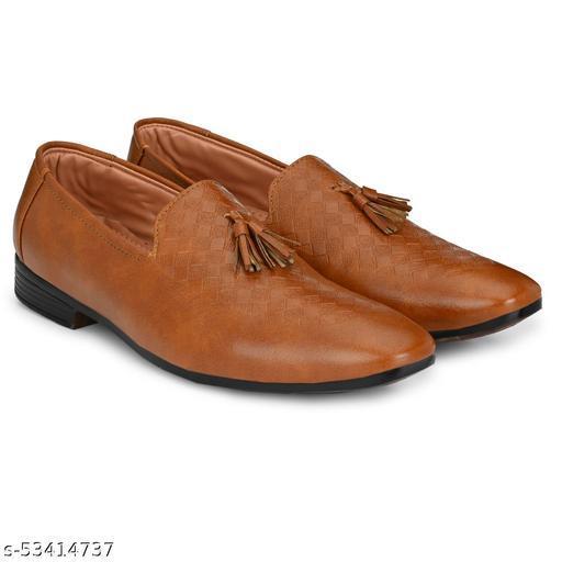Brown Slippy Ons