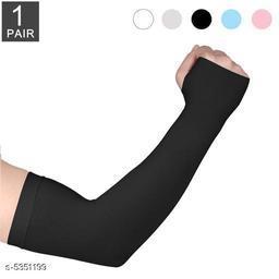 Attractive Women's Multicolor Arm Sleeves