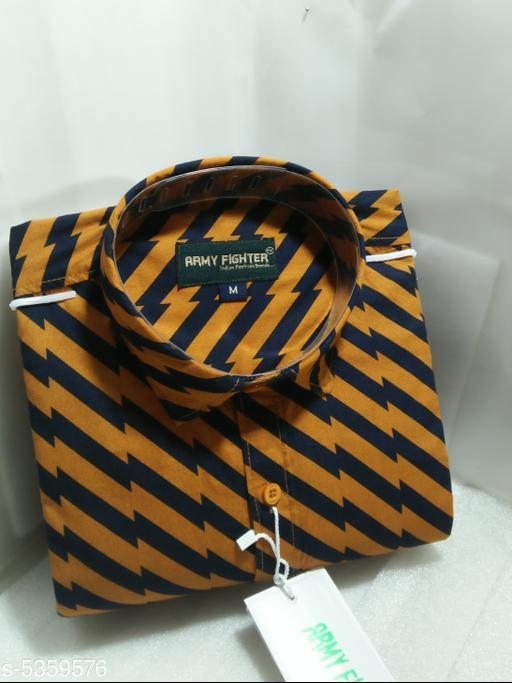 Stylish Cotton Men's Shirt