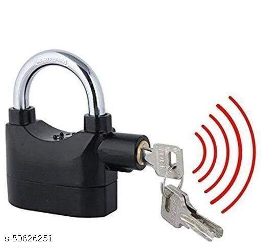 Pad Lock, Alarm Lock, bike disk lock