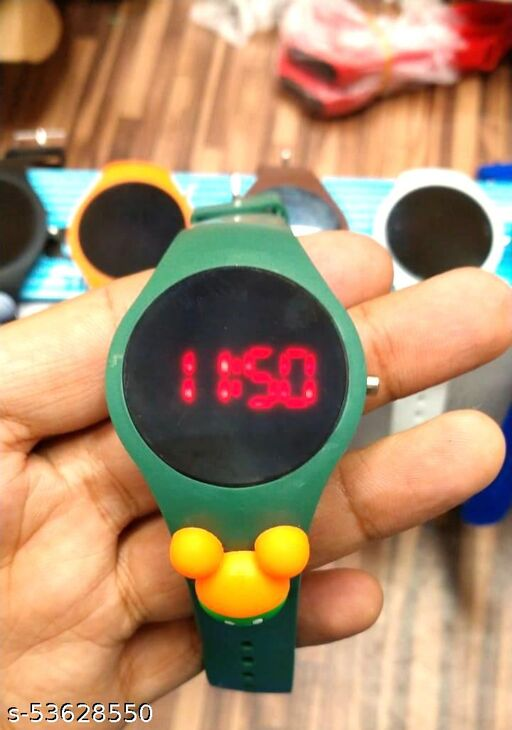 TRENDY KIDS AND LADIES WATCHES