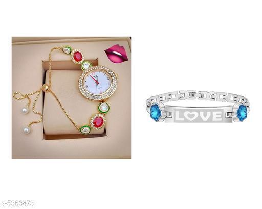 New Arrival Bracelet  Women watch  and bracelet for women