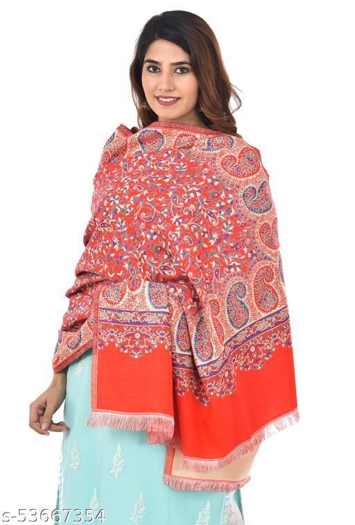 Women's Kaani Wool Blend Shawl, Wrap