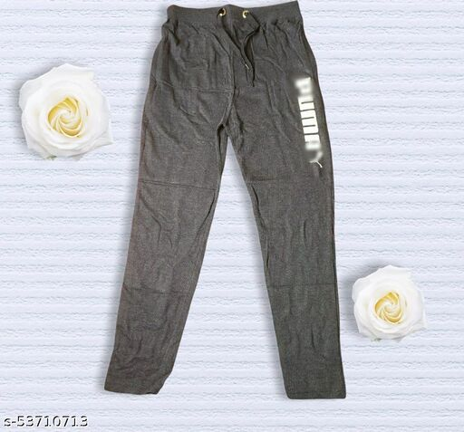 Casual Wear Trackpants For Men