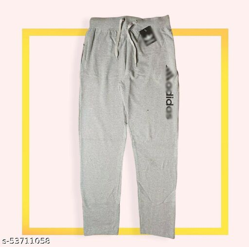 Casual Wear Trackpants For Men's