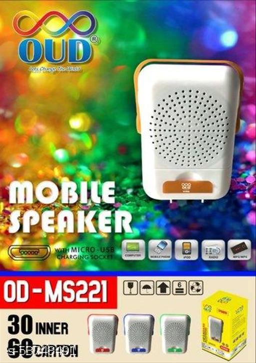 OUD Speaker