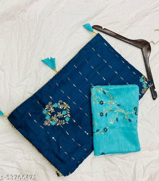 Designer sarees Original Siqwens Design Or Embrodiry Work