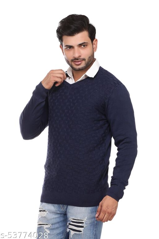 Trendy Ravishing Men Sweaters