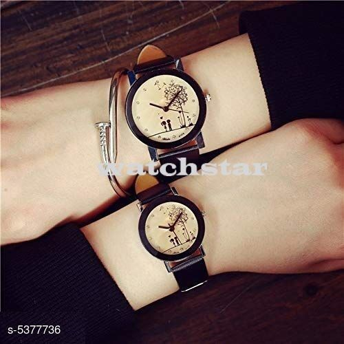Classic Design Wrist Couple Watch For Mens And Mens