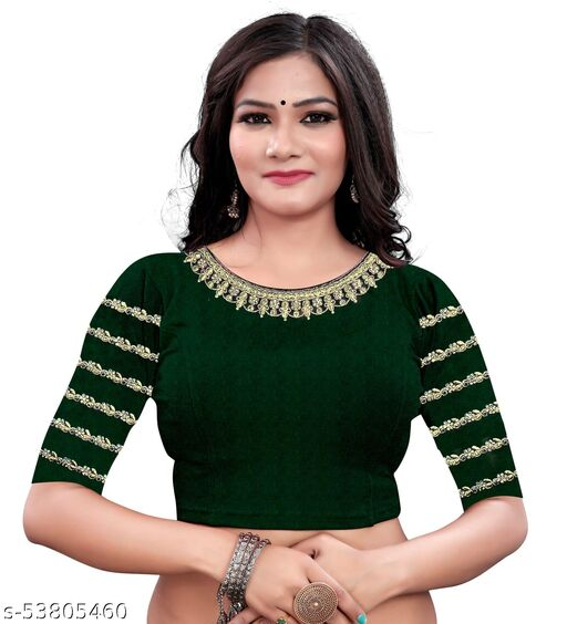 Laaj Creation have all type Unstitched blouse for wearing in party, wedding, festival with choli and sarees.