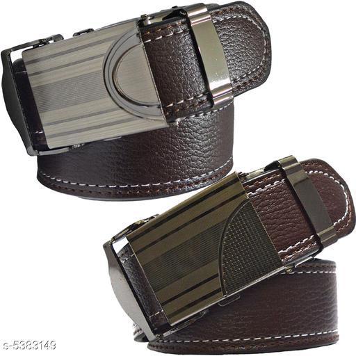 Fancy Modern Men Belts