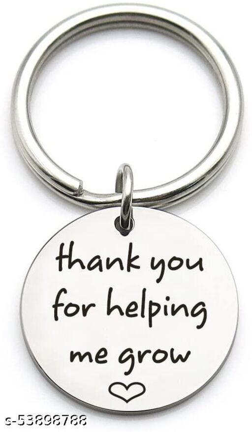 Teacher Appreciation Gifts, Thank You for Helping Me Grow, Term Begin Term End Graduation Gift for Teachers