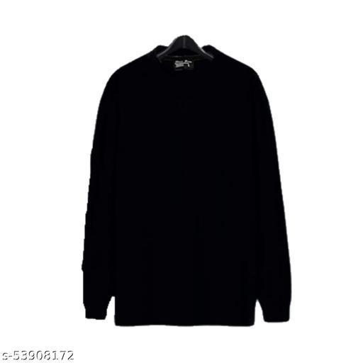 Premium Black Sweatshirts for Men