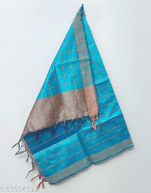 Beautiful Designer Banarse Khiccha Patta dupatta
