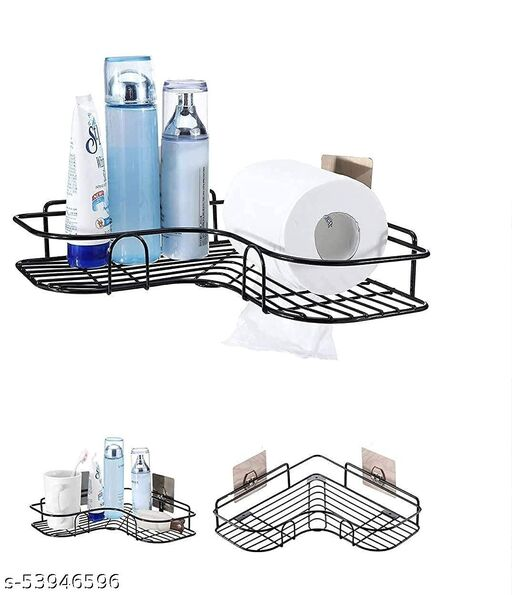 Metal Bathroom Corner Rack Storage Shelves, Bathroom Storage Rack Corner, Stainless Steel Bathroom Corner Shelf Organizer Storage, Bathroom Shelf/Shelves Corner set of 3