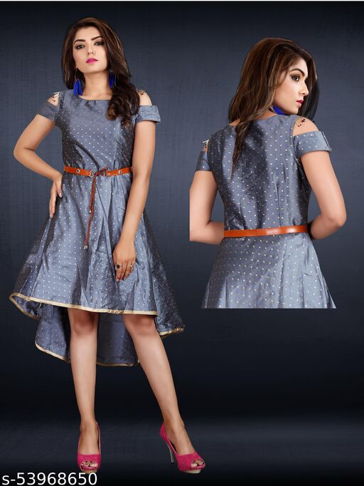 westren dress