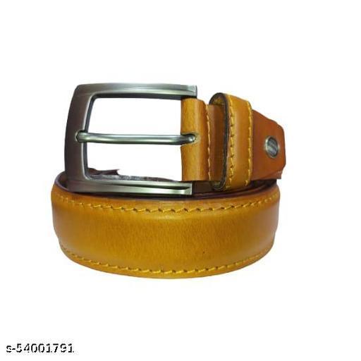 Profile belt