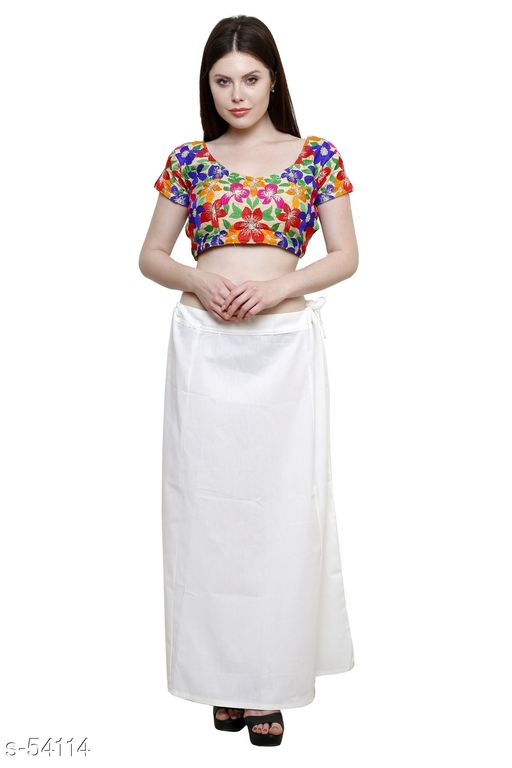 Elegant Cotton Petticoat