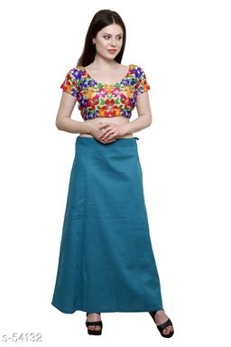 Beautiful Cotton Petticoat