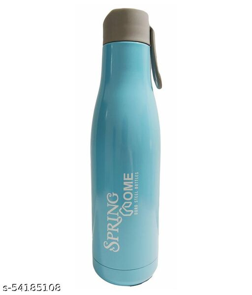 Spring Home RIO 900 BLUE Stainless Steel Water Bottle Blue 750 mL Steel Water Bottle set of 1